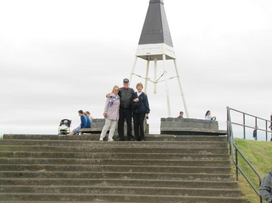 NZBR Day Tours: Atop Mt Eden