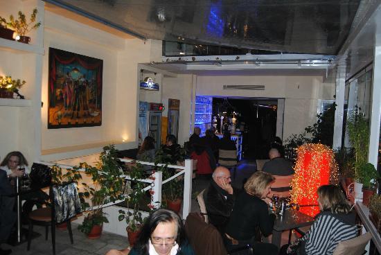 JK Restaurant: The excellent garden of JK
