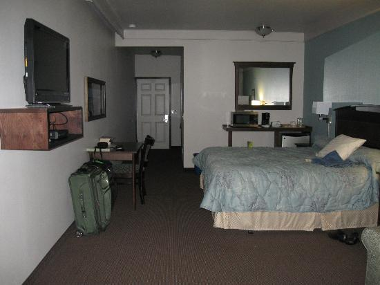 Inn at Nye Beach: View of room