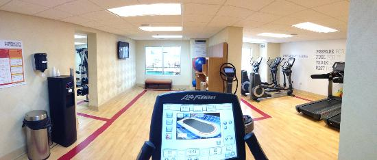Sheraton Louisville Riverside Hotel: Cardio Room At The Sheraton