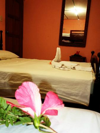 Hotel Encanto del Sur: Cuarto Cuadruple