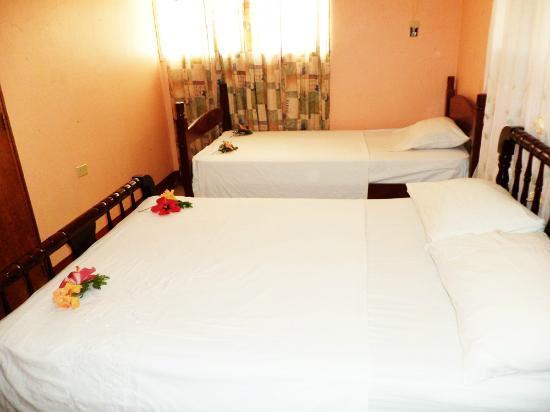Hotel Encanto del Sur: Habitacion triple
