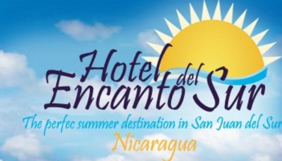 Hotel Encanto del Sur: Logo Hotel