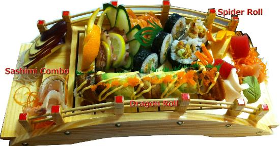 Ichiban Restaurant: Sushi Bridge