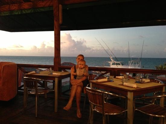 Ocean Cafe: fas
