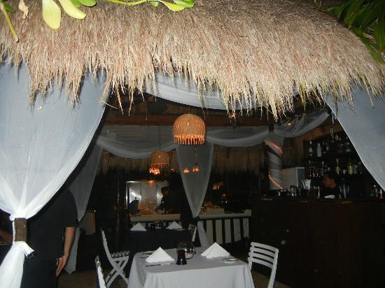 Live Aqua Beach Resort Cancun: Dining at INLAA'KECH