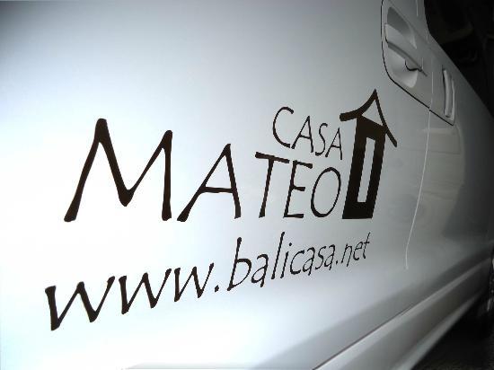 Villa Casa Mateo: Concierge Service