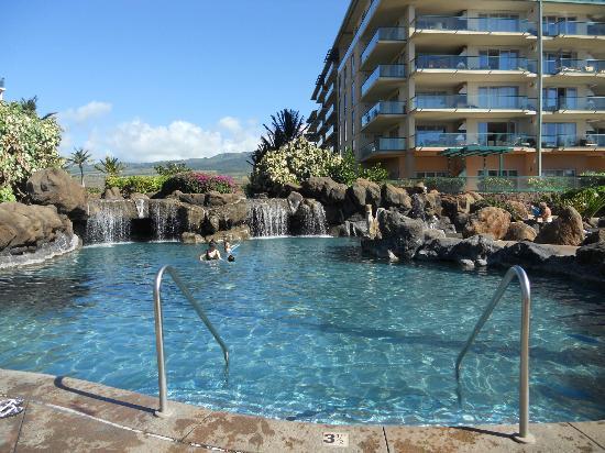 Honua Kai Resort & Spa: one of the three pools