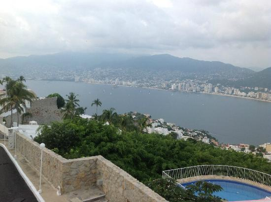 Las Brisas Acapulco: View from 522