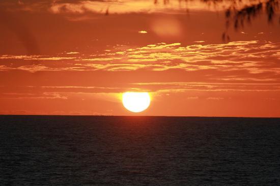 Dusit Thani Laguna Phuket : Sunset from Balcony