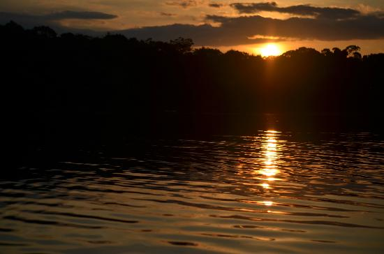 La Selva Amazon Ecolodge: Sunset