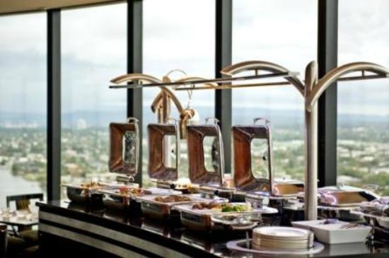 Revolving Restaurant Gold Coast Reviews