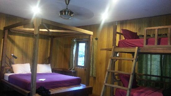 โรงแรมเดอะรูทส์: Orchard Villa room
