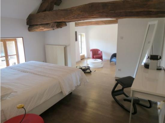 Bed and Breakfast Les Sarilles : LaMartine