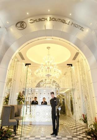 Photo of Church Boutique Hotel Nha Tho Hanoi