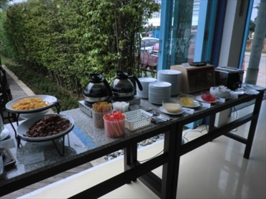 Seahorse Resort: breakfast
