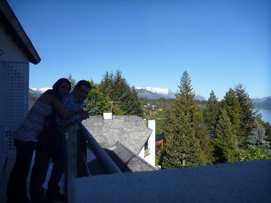 Altuen Hotel Suites&Spa: desde el balcón de la hab.
