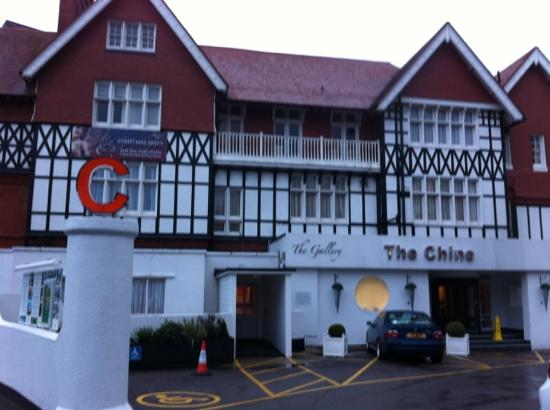 A beautiful welcoming period building picture of the for Chaine hotel