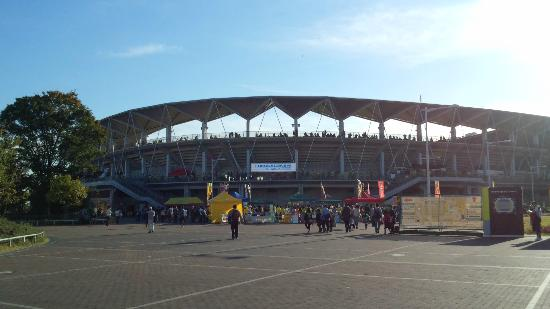 Fukuda Denshi Arena : フクダ電子アリーナ