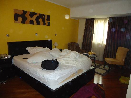 Hotel Bon Voyage: My room