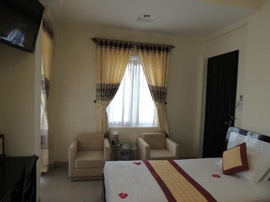 Canary Hotel: Room