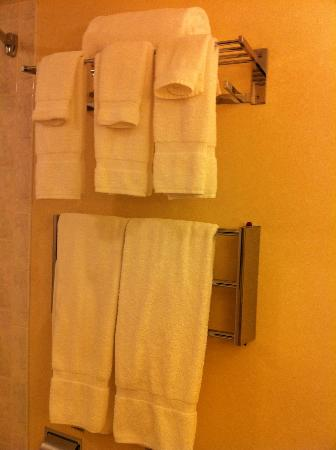 ‪‪Loews Madison Hotel‬: towels