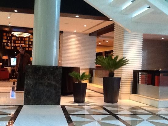 Al Manshar Rotana Hotel: lobby