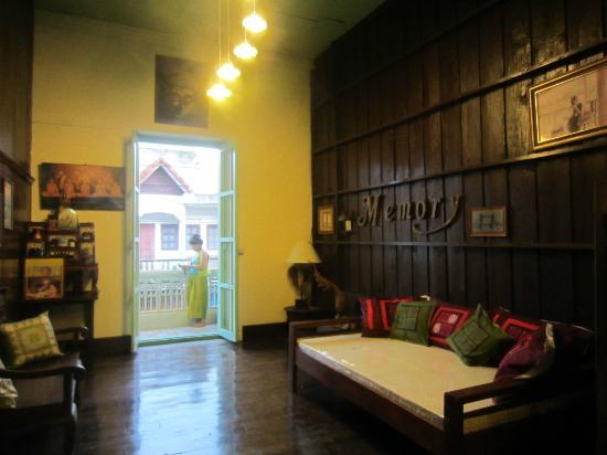 Tip Inn: room in the building , shower outside