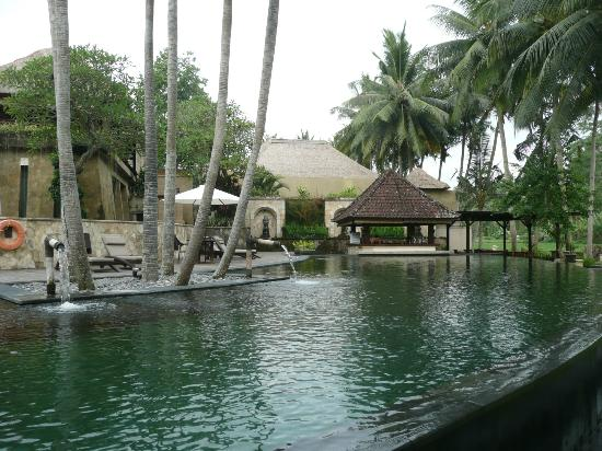 The Ubud Village Resort & Spa: Main pool area