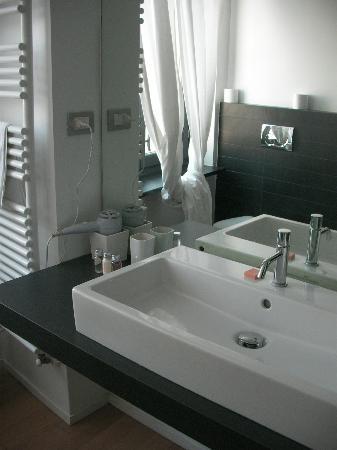 Locanda di Palazzo Cicala: Bathroom