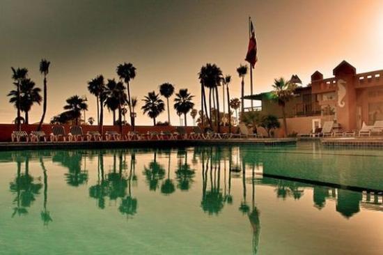 Villa Marina: Pool