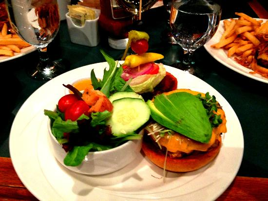 Tenaya Lodge at Yosemite: Food
