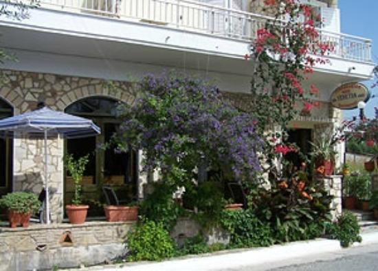 Hotel & Restaurant Venetia : πρόσοψη Venetia