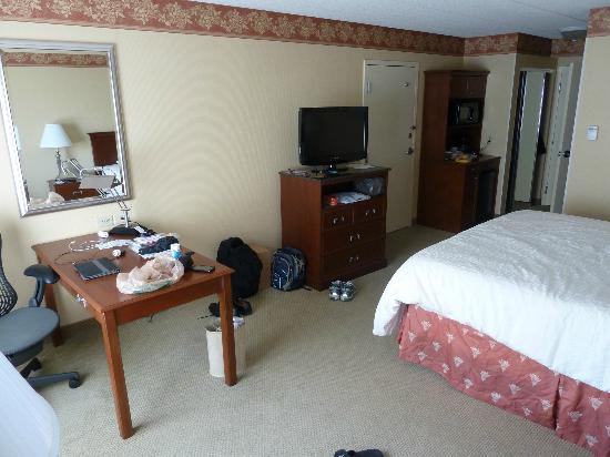 Hilton Garden Inn Fairfax: Room