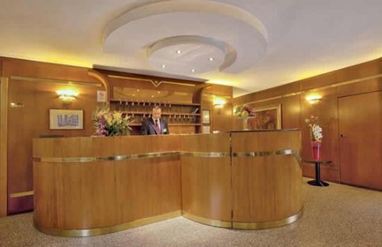 Hotel Desiderio: Interior