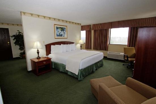 Riverview Inn: Guest Room