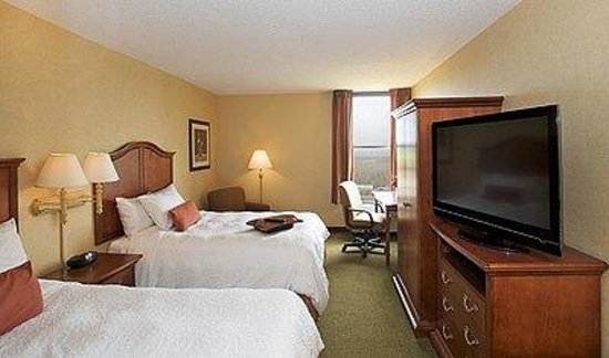 Bayside Hotel of Mackinaw: Guest Room