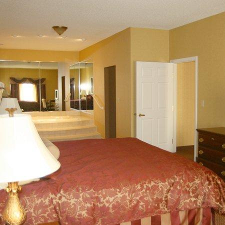 Town & Country Inn and Suites Quincy: Ambassador Suite
