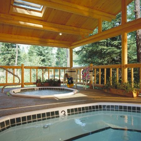 North Forty Resort: Spa
