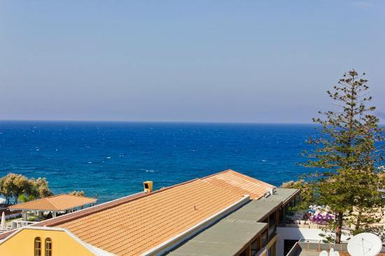 Hotel Filmar: Θέα απο το Δωμάτιο