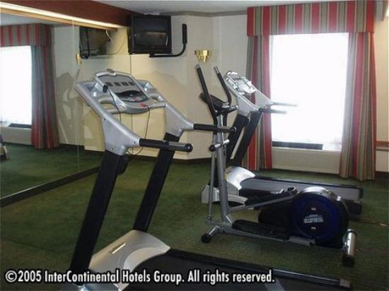Holiday Inn Express Gaffney: Health Club