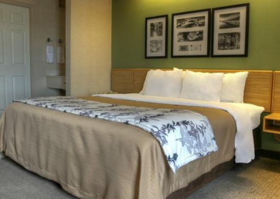 Sleep Inn & Suites: TNKing Suite