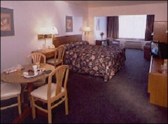 Days Inn & Suites: Kingsuite