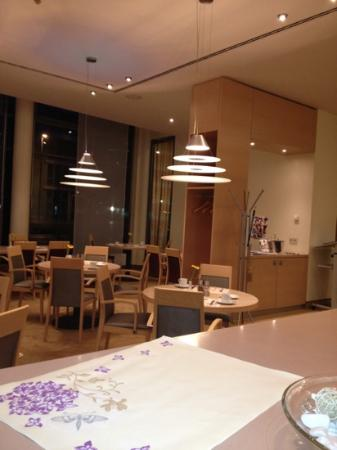 Dorint Adlershof Berlin: Restaurant