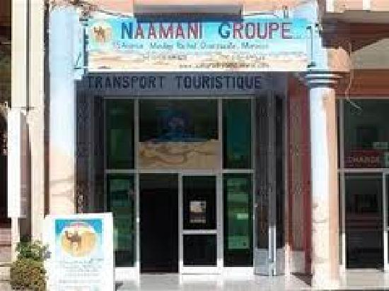 Naamani Group: Ouarzazate Reception