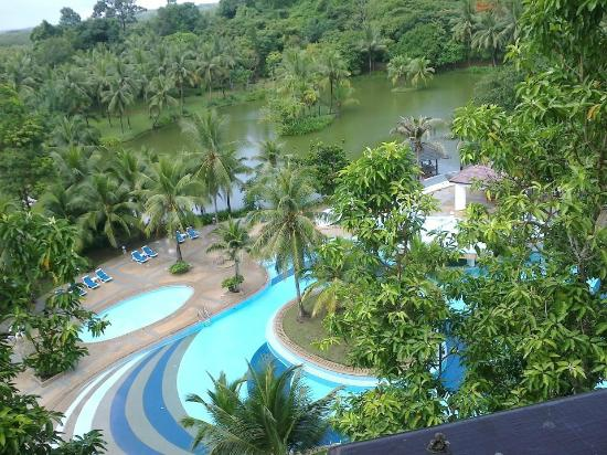 Maritime Park & Spa Resort: view point