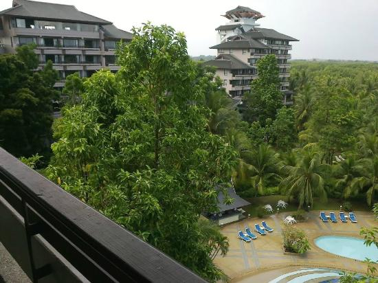 Maritime Park & Spa Resort: from my room