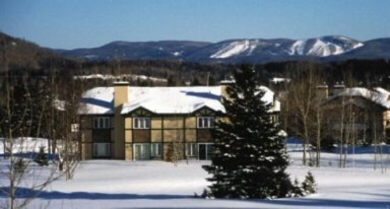Residences Mont-Tremblant: Exterior Winter