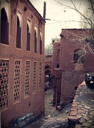 old architecture of Abyaneh