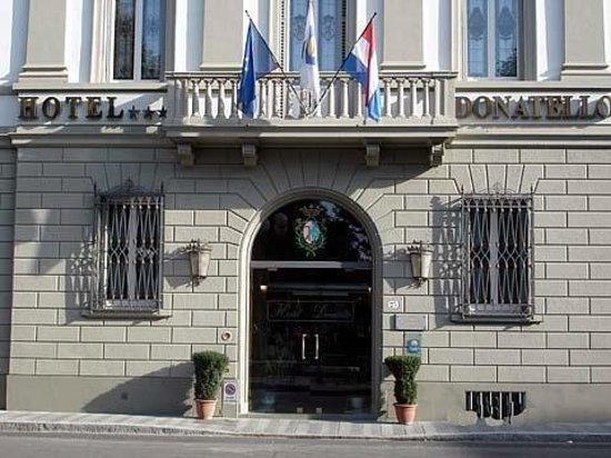 Hotel Donatello Florence Italy